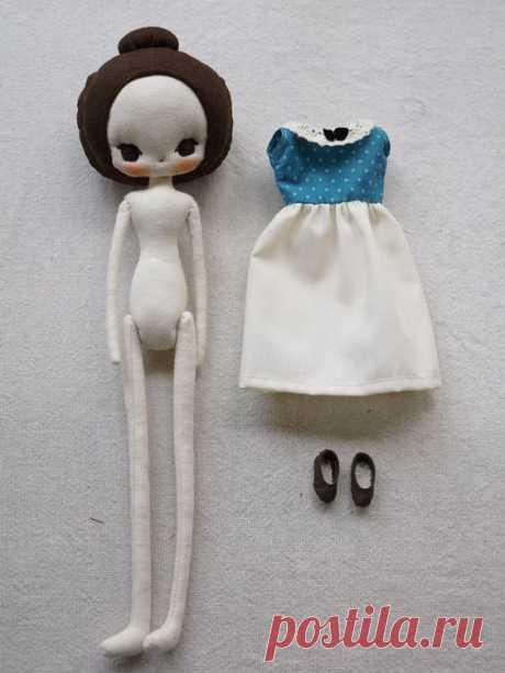 (227) Muñeca | Costura muñecas