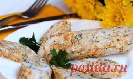Низкокалорийная куриная колбаса с овощами: вкусный и диетический рецепт