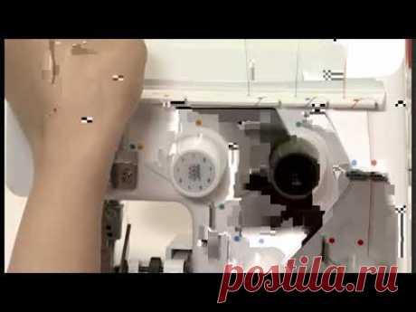 Инструкция по эксплуатации Juki MO-654DE