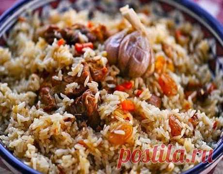 Кулинарные Рецепты: Плов. Секреты вкусного плова! Плюс поэтапное приготовление узбекского плова!