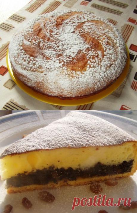 Пирог на майонезе сладкий.Пирог на майонезе с начинкой из мака.