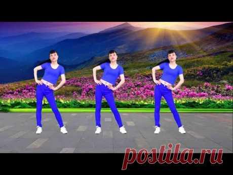 動感健身操,跳一遍扭腰舞,高效燃脂減肥,完美的身材屬於你【華美舞動廣場舞】