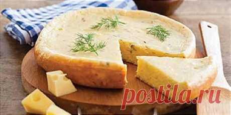 Сырный кекс - Рецепты для Мультиварки