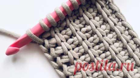 Стежок для вязания крючком - КРЮЧКОМ-HUB
