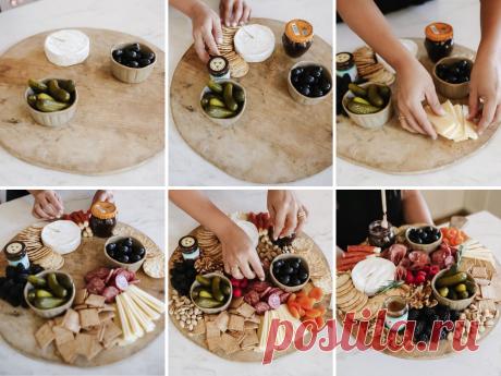 Styling the Perfect Charcuterie Board - Cristin Cooper