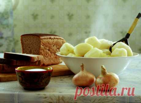 """7 постных обедов на каждый день недели - Православный журнал """"Фома"""" Мы предлагаем вашему вниманию 7 постных обедов, состоящих из салата, первых и вторых блюд."""