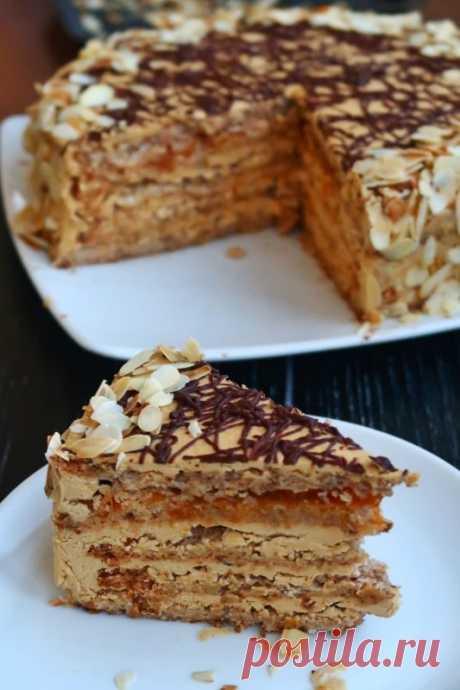 Эстерхази — Мой кулинарный дневник