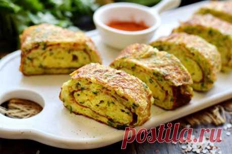 Яйца + кабачок + сыр = быстрая вкуснятина на завтрак - Женский журнал