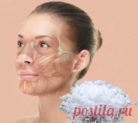 Солим лицо! Удивительное омоложение кожи | Всегда в форме!