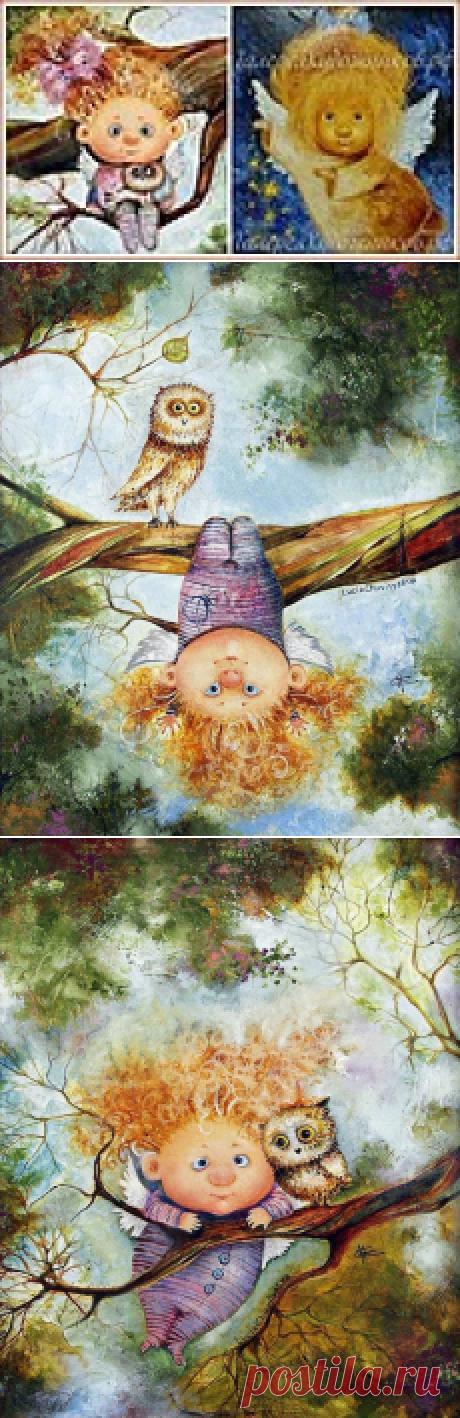 Ангельское / Люся Чувиляева