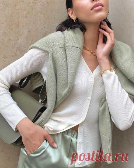 30 примеров с чем носить белый цвет, чтобы освежить и омолодить женский образ