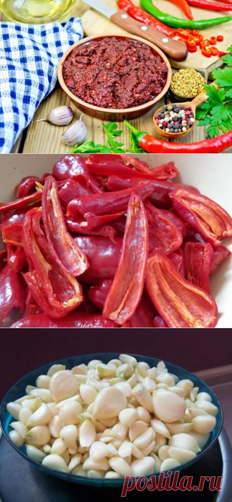 Аджика абхазская классическая: рецепты приготовления на зиму
