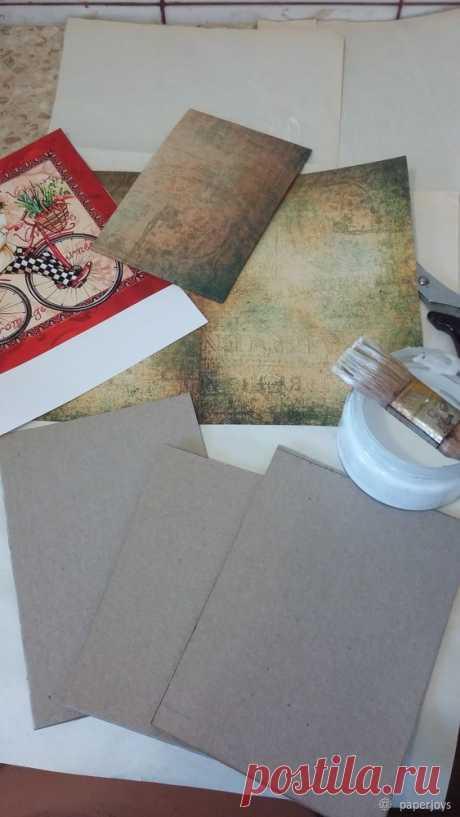 Делаем красивое картонное дно для плетеных из бумажной лозы корзин | Журнал Ярмарки Мастеров