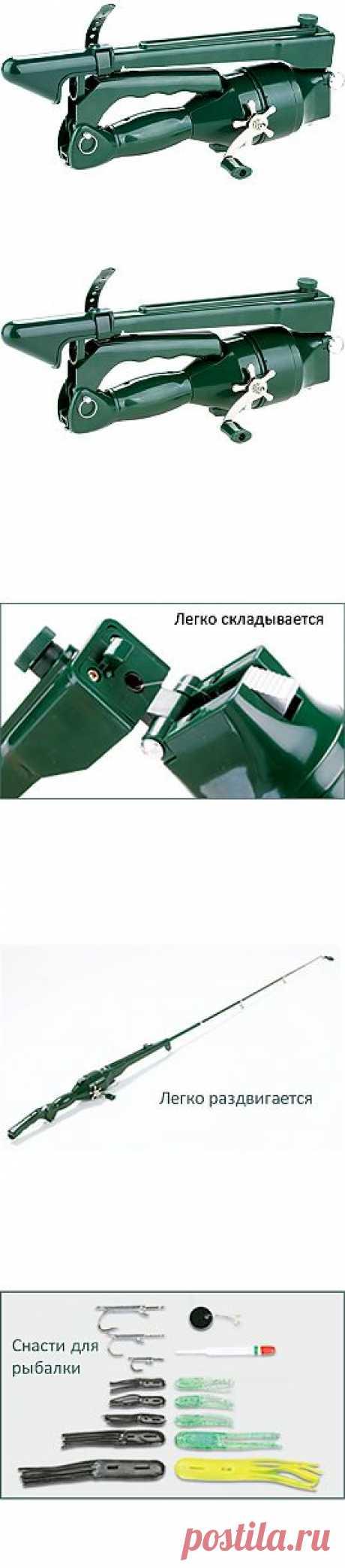 Складная удочка – купить по низкой цене в интернет-магазине Мой Мир, с доставкой по Москве и РФ