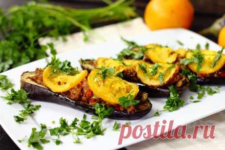 12 recipes of eggplants