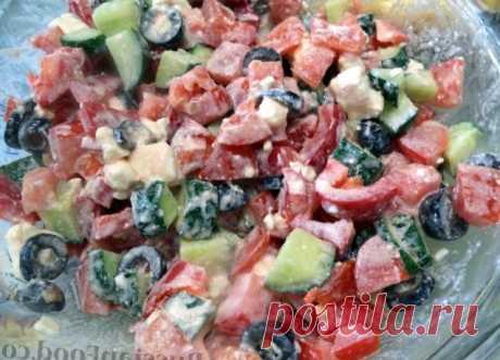 Салатики на скорую руку простые - (обновлен Май 2020 )