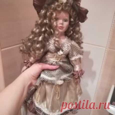 Непоймичто - Бэйбики Здравствуйте)) Расскажу вам ещё про одну куклу. Её мне подарили лет тридцать назад, на день рождения. Они тогда только появились,