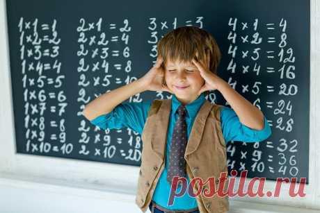 Как выучить таблицу умножения с ребенком: пошаговая инструкция и лайфхаки   Мой Маленький Малыш   Яндекс Дзен