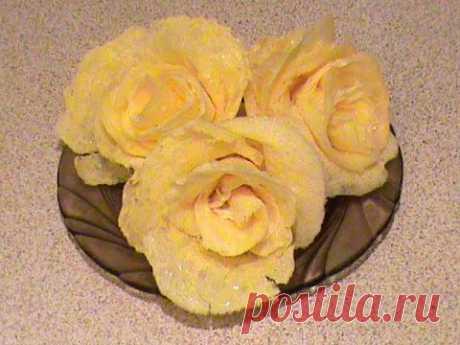 """Печенье """"Розы"""".  Диета Дюкана."""