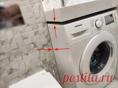 Сильно вибрирует и прыгает стиральная машинка. Рассказываю, что можно сделать и как избавиться от этой проблемы   ALEKSANDR ED   Яндекс Дзен