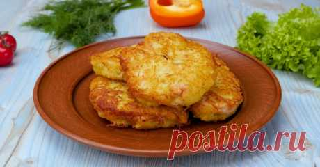 Куриные отбивные в картофельном кляре — Sloosh – кулинарные рецепты