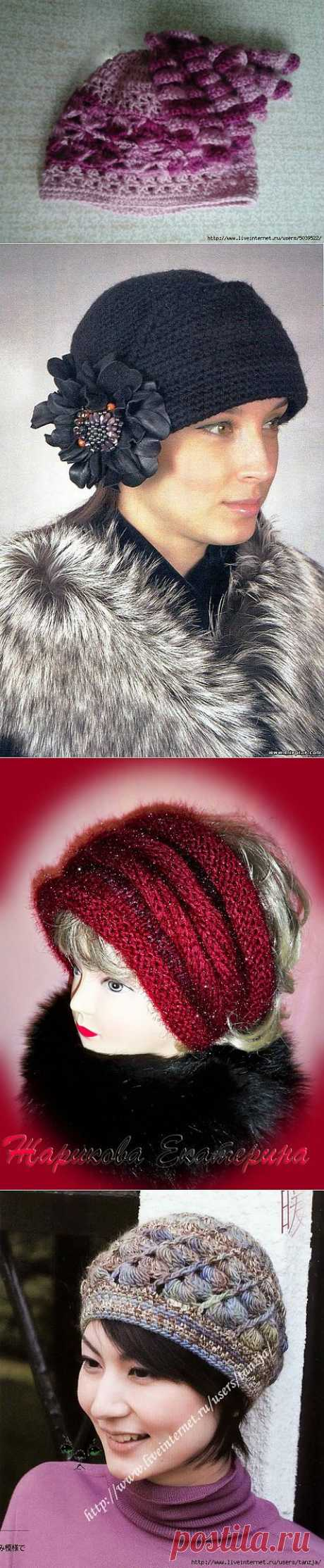 шапки,береты,шарфы | Записи в рубрике шапки,береты,шарфы | Дневник