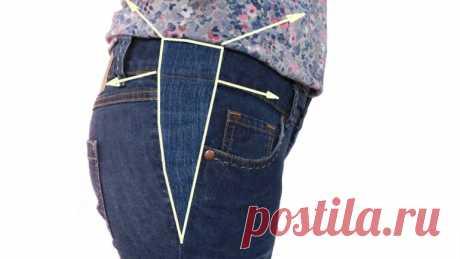 Как расшить брюки и джинсы: 10 способов увеличить размер Как расшить брюки и джинсы. Какие варианты обязательно увеличат размер брюк в нужном месте. Все эти способы достаточно популярны среди рукодельниц.