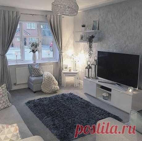 Прекрасный интерьер комнаты