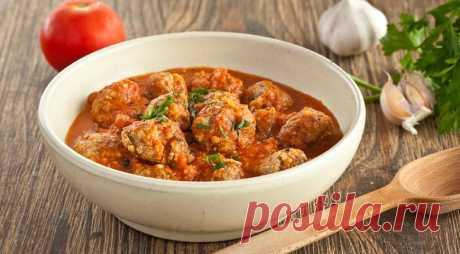 Итальянские тефтели, пошаговый рецепт с фото