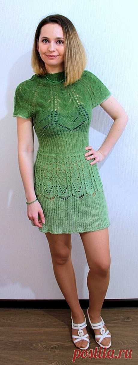 Ажурное платье с описанием | Богословское Подворье | Яндекс Дзен