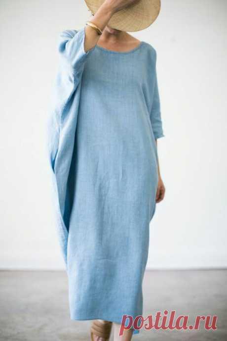 Выкройка бохо платья Модная одежда и дизайн интерьера своими руками