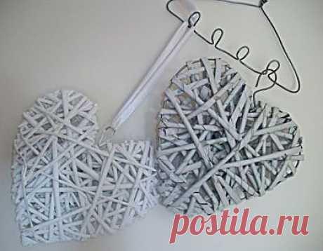 Плетение сердечка / Другие виды рукоделия / PassionForum - мастер-классы по рукоделию