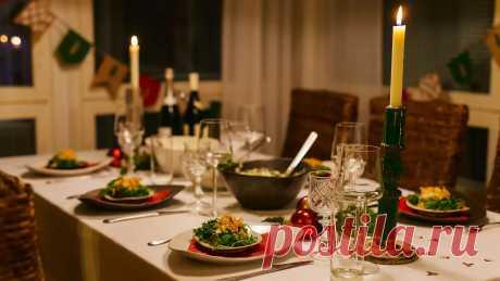 Рецепты на Новый год: что должно быть на праздничном столе в год Быка - РИА Новости, 08.12.2020