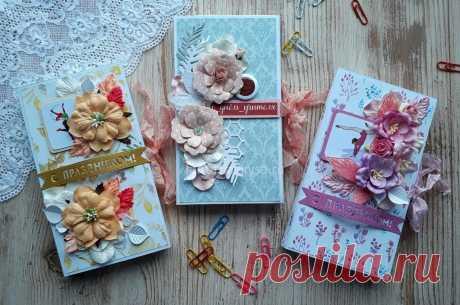 Шоколадница с кармашками для шоколада и чая. Автор Марина Муратова | Фантазия вкуса - идеи творчества