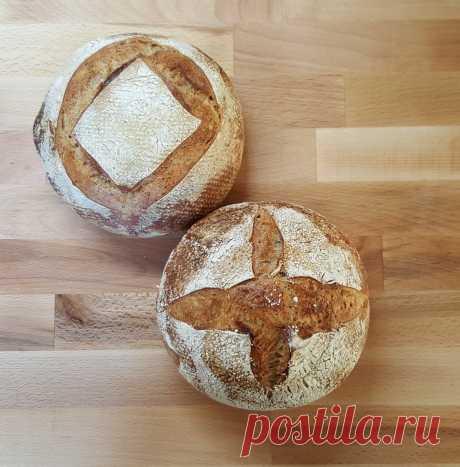 Онлайн мастер-класс домашний хлеб на закваске
