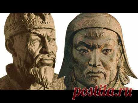 Тимур Тамерлан и Чингисхан (рассказывает этнограф Константин Куксин) - YouTube