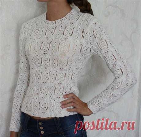 сообщение SVETA-290 : пуловер (14:26 11-10-2013) [3927038/294937528] - ryabaya.tatyana@mail.ru - Почта Mail.Ru