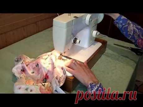 Много видео уроков по шитью