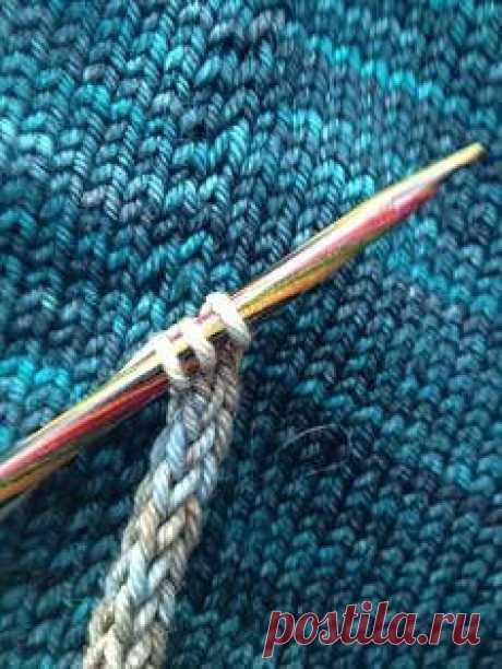 Декорирум изделие шнуром I-Cord
