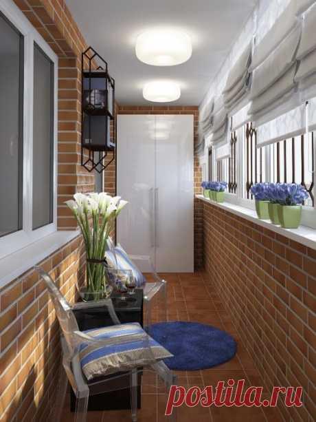 Уютные домашние решения для балкона | Роскошь и уют