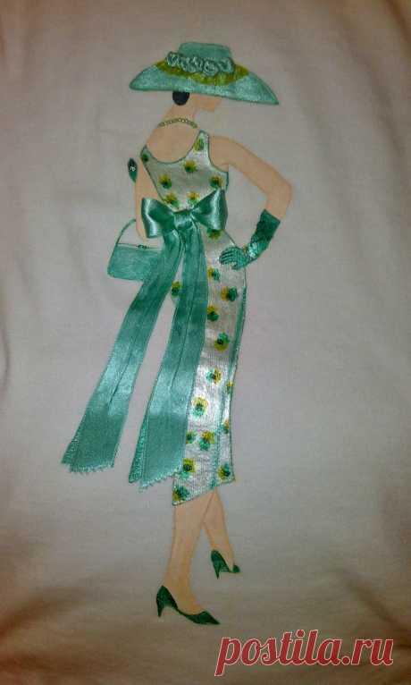 Las ideas para las aplicaciones a la ropa | la Costura