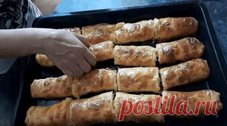 Шикарные пирожки: быстро, сытно и просто