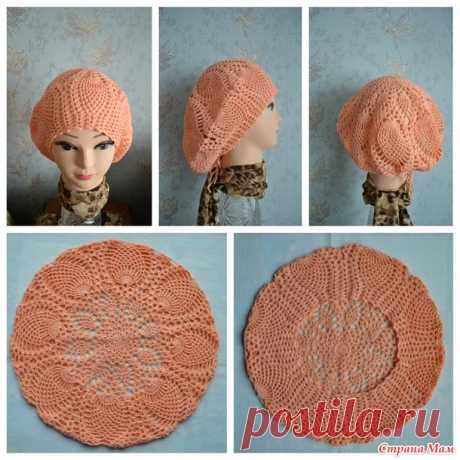 Схемы старые – коллекция летних шапочек новая - Вязание - Страна Мам