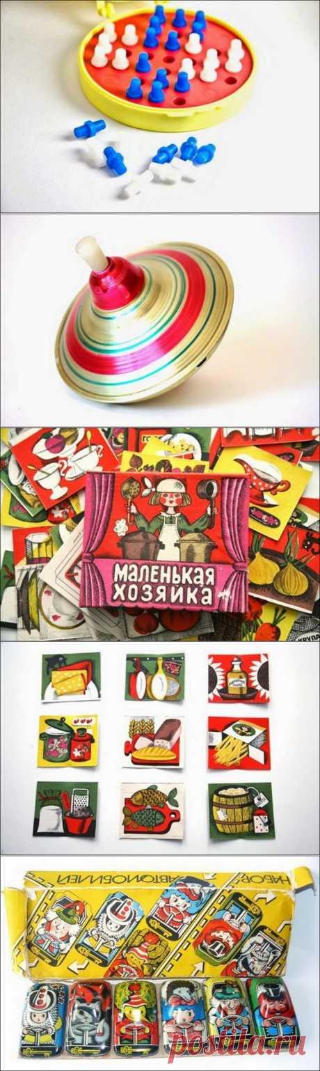 (+1) - Минутка ностальгии: игрушки времен СССР | ПОТРЕБИТЕЛЬ, БДИ