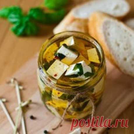 Маринованный сыр - 19 рецептов | Подборка рецептов на koolinar.ru