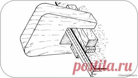 Простая клиновая струбцина своими руками Здравствуйте, уважаемые читатели и самоделкины!При приклеивании ламината или шпона на поверхности заготовок, лист часто тянется вдоль краев и нуждается в фиксации.Конечно, можно зафиксировать его с помощью обычных F-образных струбцин, но далеко не в каждой мастерской найдется достаточное