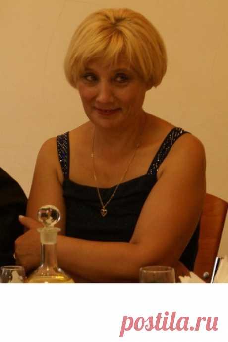 Галина Савелова