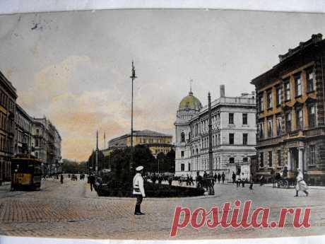 Неизвестное о Риге: где находилось главное здание почты - Riga.lv