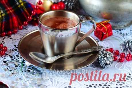 «Горячий шоколад из какао-порошка» — карточка пользователя Аймкук в Яндекс.Коллекциях