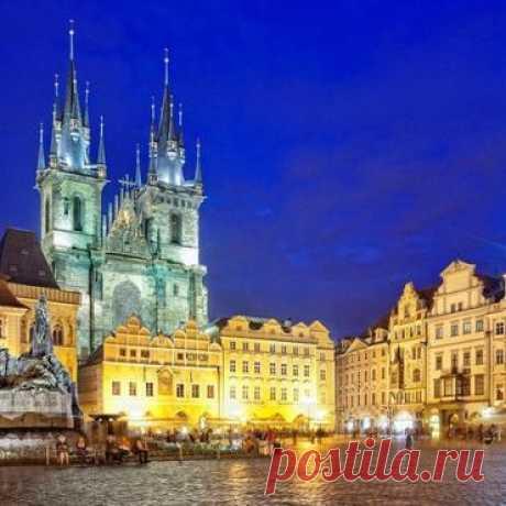 Тур Чехия, Прага из Москвы за 21000р, 12 ноября 2019